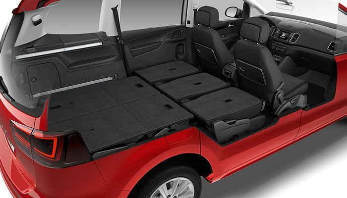 SEAT interior